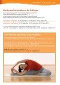 Neues Programm 2013 - Sivananda Yoga - Seite 7