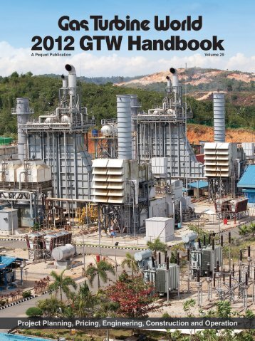 Gas Turbine World 2012 GTW Handbook - Industrial Info Resources