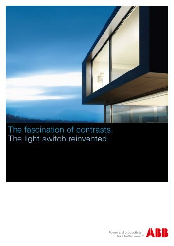The light switch reinvented - Who-sells-it.com