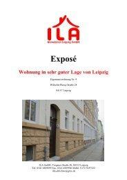 Expose - ILA Immobilien Leipzig GmbH