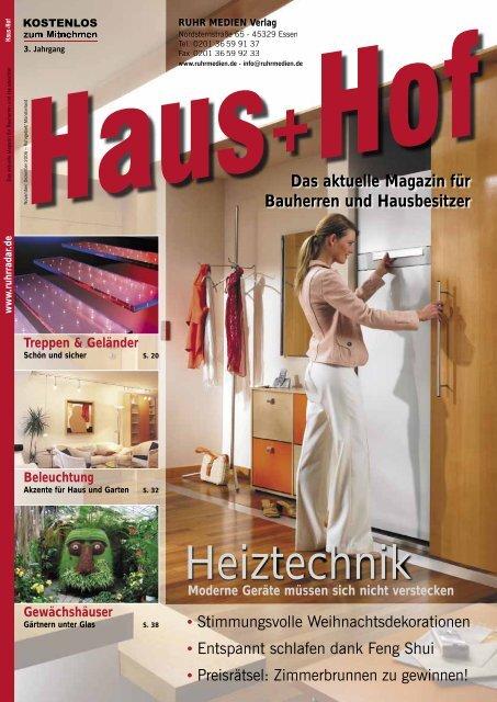Heiztechnik - Ruhr Medien