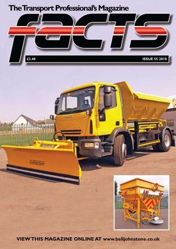The Transport Professional's Magazine - Facts Magazine