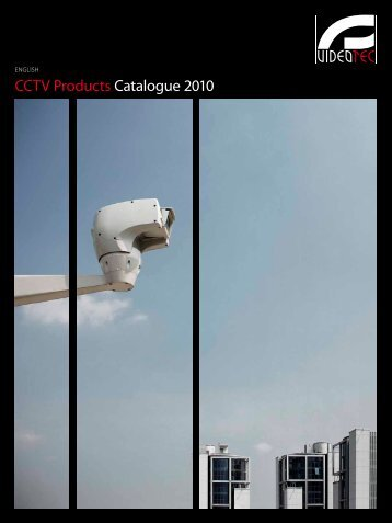 CCTV Products Catalogue 2010 - Plettac Security sro