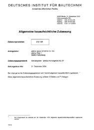 Zulassung SL 70