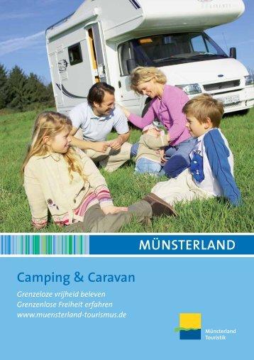 MÜNSTERLAND Camping & Caravan - Geheim over de grens