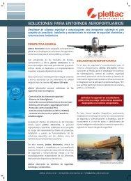 soluciones para entornos aeroportuarios - Ciudades Digitales