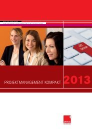 Projektmanagement komPakt - OFFICE SEMINARE