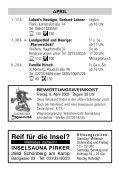 heurige 2005 - Der Wein, das Wasser und der Wald - Page 6