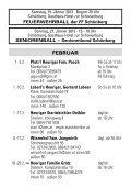 Heurigenkalender 2013 - Gemeinde Schönberg am Kamp - Page 4