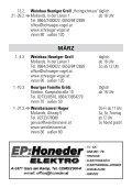 Heurigenkalender 2013 - Gemeinde Schönberg am Kamp - Page 5