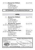 Heurigenkalender 2013 - Gemeinde Schönberg am Kamp - Page 7