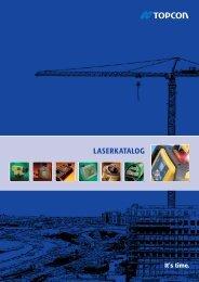 Produktkatalog i PDF-format - Topcon Laser