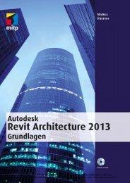 Autodesk Revit Architecture 2012 Grundlagen - mitp