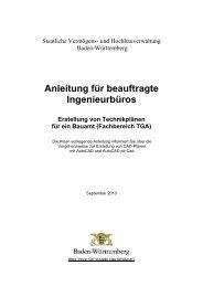 Anleitung Technik - Staatlichen Vermögens- und ...
