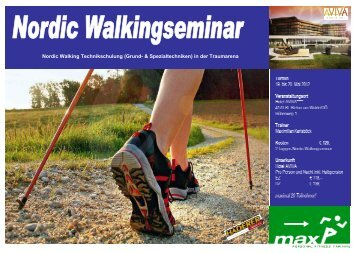 Nordic.Walkingseminar .2012 - Sport Haderer