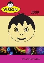 Visionszeitung 2009 Internet - Verein Vision