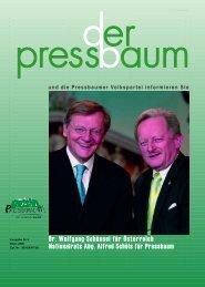 ÖVP-Zeitung Nr.5 der pressbaum.qxp - Volkspartei Pressbaum