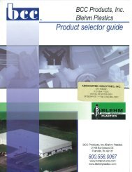 To View BBC Products Brochure - Associated Industries, Inc.