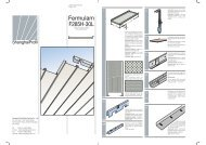 Download PDF(102kb) - Shanghai Profil Metal Ceiling Co., Ltd