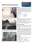 FIBERGLASS DECKING SYSTEMS - Strongwell - Page 4