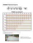 FIBERGLASS DECKING SYSTEMS - Strongwell - Page 7