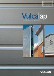 3531 VULCALAP Brochure - Vulcan Cladding Systems