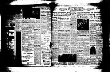 Jan 1963 - On-Line Newspaper Archives of Ocean City