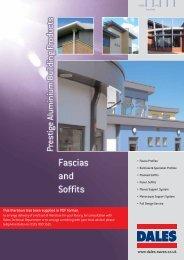 Fascias and soffits - RIBA Product Selector