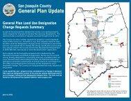 General Plan Land Use Diagram - San Joaquin County General ...