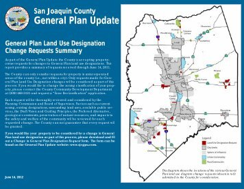 General Plan Land Use Diagram - San Joaquin County General ...