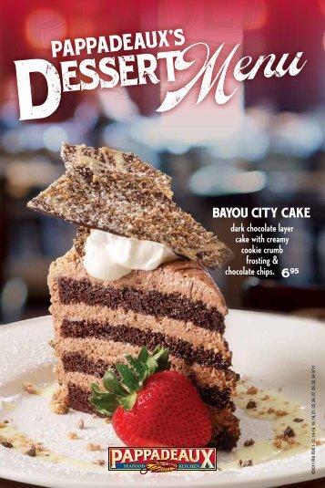 Bayou City Cake - Pappaspizza.net