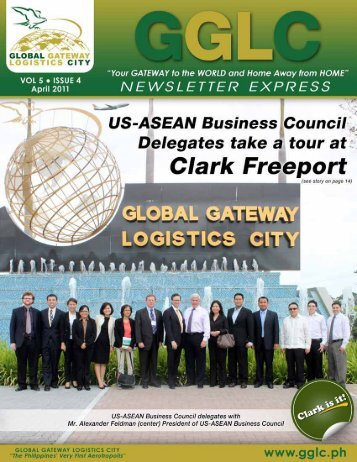 GGLC Express Issue 4 vol.5.pdf - Global Gateway Logistics City