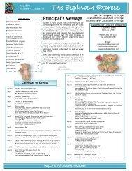 Quiz List—Reading Practice - Dr  Rolando Espinosa K-8 Center