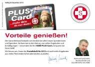 Vorteile genießen! - Arbeiter-Samariter-Bund Österreichs