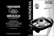 Manual_Panela Elétrica Multi Cook Premium PE 03__PDF