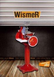 catalogue - WISMER