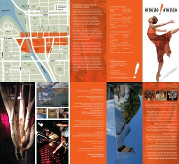 Lure Brochure - Downtown Rideau