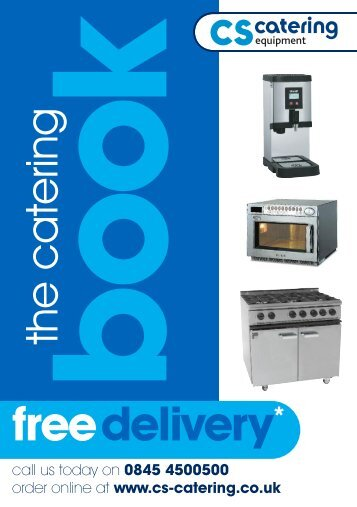 to download our catering equipment brochure