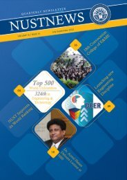 July-September 2012 - National University of Science and Technology