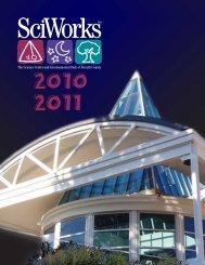 Download SciWorks Annual Report 2010-2011