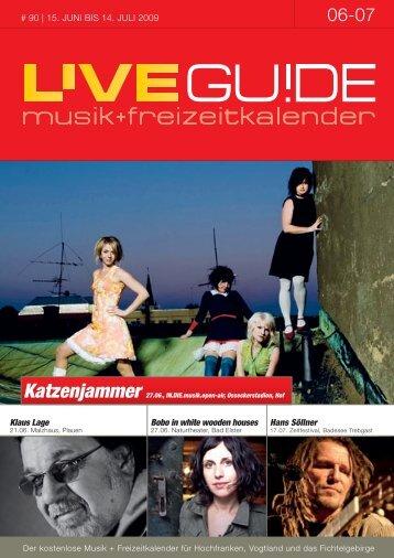 15. juNi Bis 14. juli 2009 - Livegui.de