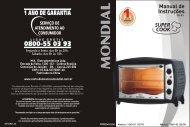 Manual Forno Premium FR-03 09-12 Rev 04 - Mondial