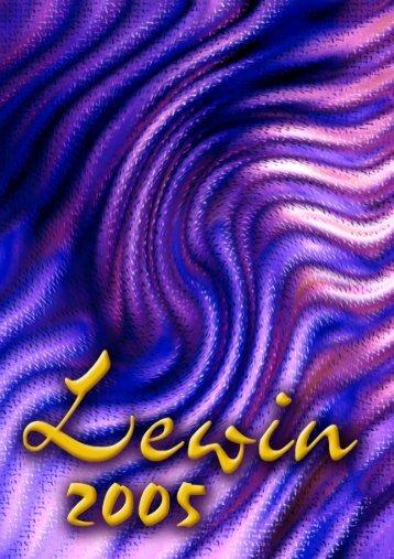 lewin 2005 - iEARN Australia International Education and Resource ...