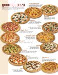 Except Gourmet Topping. Customer pays sales tax ... - Big Bite Pizza - Page 2