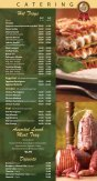 Appetizer Trays Salad Trays Sub Trays - Page 2