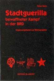 Ergänzungsband zur Bibliographie - Labour History Resources
