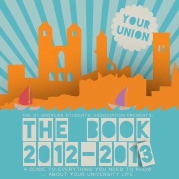 your union - St Andrews University Students' Association