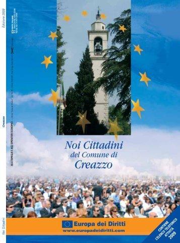 Noi Cittadini Edizione 2009 CONTIENE L'ELENCO TELEFONICO ...
