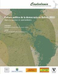 Descargar el libro - Ciudadania Bolivia