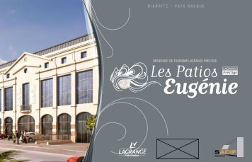 Plaquette (pdf) - sacif